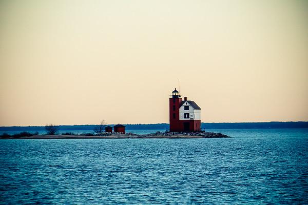 Michigan Lighthouse 1
