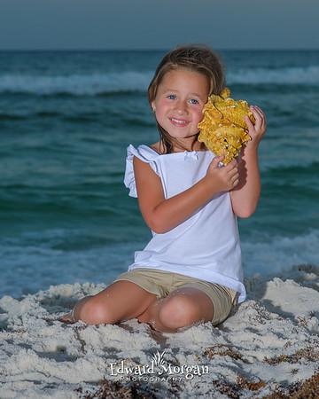 Gulf Shores Family Beach Portraits