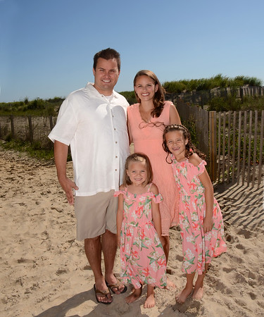Jones Family Beach Portraits July 30, 2017