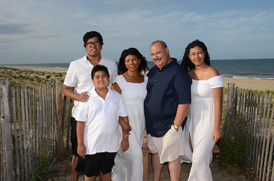 Loukas Family Beach Portraits
