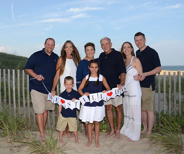 Rothweiler Family Beach Portraits Aug. 16, 2018