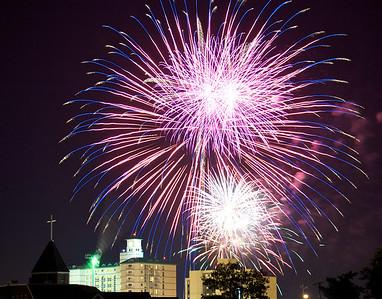 lakeside fireworks 2 Chosen by Danny 11.27