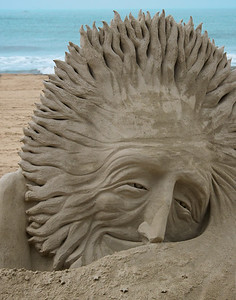 Smiling sandcastle 9-29-09 Chosen by Danny 11.27 Ordered 4.6.11
