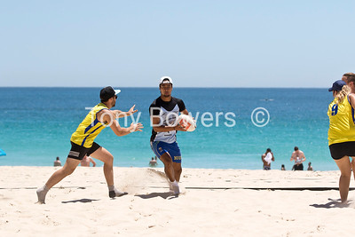 Beach Touch Rugby 2017
