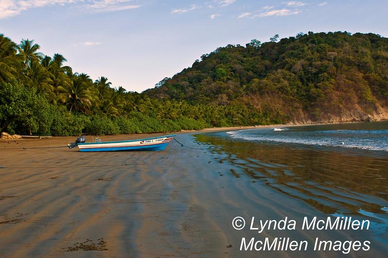 Low tide, Costa Rica