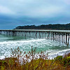 Long Pier, California