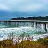 Long Pier, California