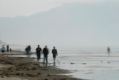 Beach Trip, June '08