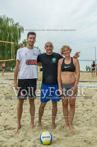 "1º Memorial ""Claudio Giri"" Torneo di Beach Volley 3x3 Misto"