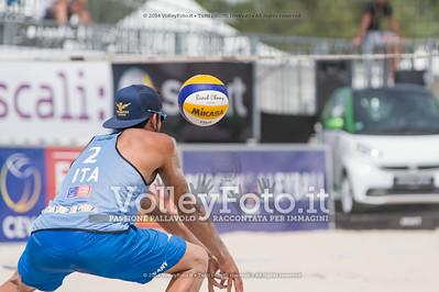 Nicolai-Lupo ITA • Cecchini-Martino ITA