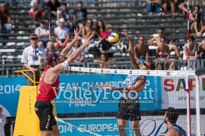 Fuchs-Flüggen GER • Cecchini-Martino ITA  | Pool A - match #18