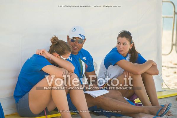 Gioria-Giombini ITA • Lehtonen-Lahti FIN | Pool C - match #38