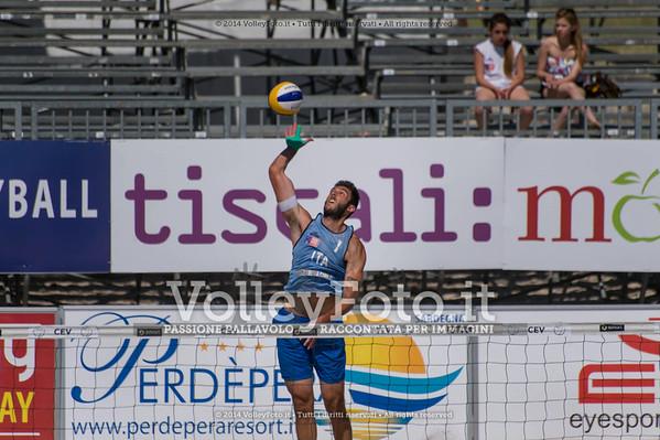 Men's Semi-Finals - CEV BV European Championship