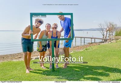 """durante 4º Memorial """"Claudio Giri"""", Torneo di Sand Volley 3x3 misto. presso Zocco Beach San Feliciano PG IT, 27 agosto 2017. Foto: Michele Benda [riferimento file: 2017-08-27/_7503703]"""