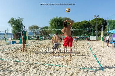 """5ª Edizione Memorial """"Claudio Giri"""" presso Zocco Beach San Feliciano PG IT, 26 agosto 2018 - Foto di Michele Benda per VolleyFoto [Riferimento file: 2018-08-26/_DSC2432]"""