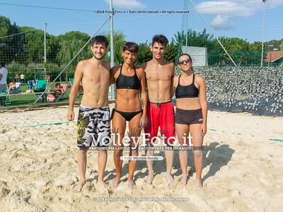 """5ª Edizione Memorial """"Claudio Giri"""" presso Zocco Beach San Feliciano PG IT, 26 agosto 2018 - Foto di Michele Benda per VolleyFoto [Riferimento file: 2018-08-26/_DSC2422]"""