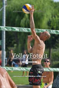presso Zocco Beach PERUGIA , 25 agosto 2018 - Foto di Michele Benda per VolleyFoto [Riferimento file: 2018-08-25/ND5_8346]