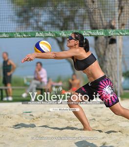 presso Zocco Beach PERUGIA , 25 agosto 2018 - Foto di Michele Benda per VolleyFoto [Riferimento file: 2018-08-25/ND5_8374]