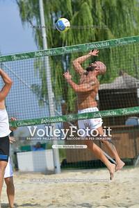 presso Zocco Beach PERUGIA , 25 agosto 2018 - Foto di Michele Benda per VolleyFoto [Riferimento file: 2018-08-25/ND5_8340]