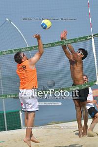 presso Zocco Beach PERUGIA , 25 agosto 2018 - Foto di Michele Benda per VolleyFoto [Riferimento file: 2018-08-25/ND5_8367]