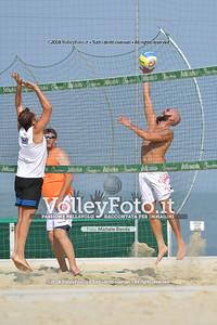 presso Zocco Beach PERUGIA , 25 agosto 2018 - Foto di Michele Benda per VolleyFoto [Riferimento file: 2018-08-25/ND5_8375]