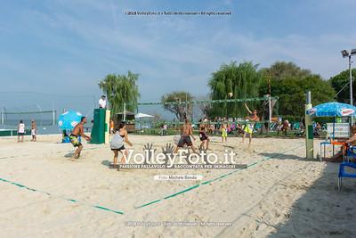 presso Zocco Beach , 25 agosto 2018 - Foto di Michele Benda per VolleyFoto [Riferimento file: 2018-08-25/_DSC2318]