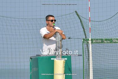 presso Zocco Beach PERUGIA , 25 agosto 2018 - Foto di Michele Benda per VolleyFoto [Riferimento file: 2018-08-25/ND5_8352]