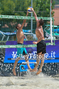 """5ª Edizione Memorial """"Claudio Giri"""" presso Zocco Beach San Feliciano PG IT, 25 agosto 2018 - Foto di Michele Benda per VolleyFoto [Riferimento file: 2018-08-25/ND5_8983]"""