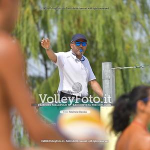 """5ª Edizione Memorial """"Claudio Giri"""" presso Zocco Beach San Feliciano PG IT, 25 agosto 2018 - Foto di Michele Benda per VolleyFoto [Riferimento file: 2018-08-25/ND5_8869]"""