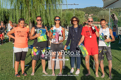 2º posto, ANONIMI BEACHERS, Filippo Amantini, Marco Barbanera, Lorenzo Frattegiani, Laura Nicolini