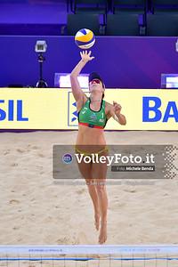 Agatha - Duda BRA vs Menegatti - Orsi Toth  ITA [Round 2 Women],