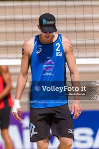 Aye - Gauthier Rat FRA vs Crabb Tr. - Bourne USA [Pool B Men], FIVB Beachvolleyball World Tour Finals presso Foro Italico Rome IT, 6 settembre 2019. Foto: MariKa Torcivia per VolleyFoto.it [riferimento file: 2019-09-06/Cover6-12K]