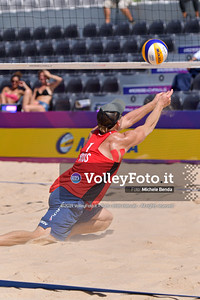 Windisch - Cottafava ITA vs Semenov - Leshukov RUS [Pool C Men], FIVB Beachvolleyball World Tour Finals IT, 6 settembre 2019. Foto: Michele Benda per VolleyFoto.it [riferimento file: 2019-09-06/ND5_9693]
