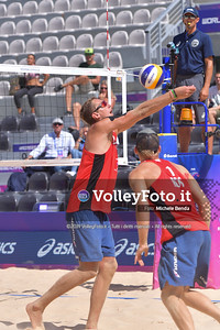 Windisch - Cottafava ITA vs Semenov - Leshukov RUS [Pool C Men], FIVB Beachvolleyball World Tour Finals IT, 6 settembre 2019. Foto: Michele Benda per VolleyFoto.it [riferimento file: 2019-09-06/ND5_9704]