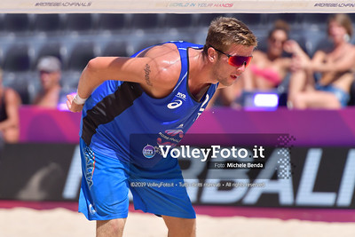 Windisch - Cottafava ITA vs Semenov - Leshukov RUS [Pool C Men], FIVB Beachvolleyball World Tour Finals IT, 6 settembre 2019. Foto: Michele Benda per VolleyFoto.it [riferimento file: 2019-09-06/ND5_9690]