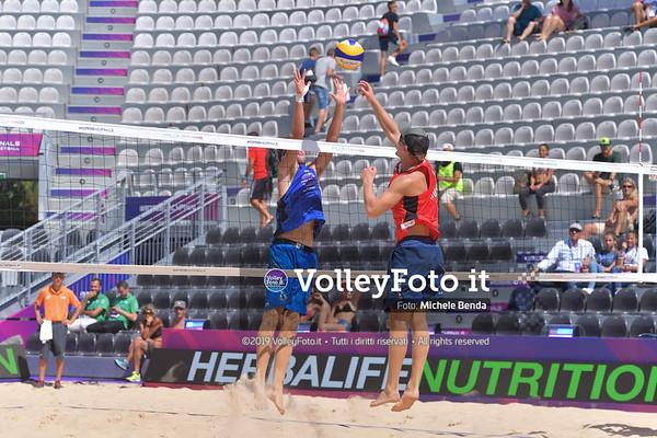 Windisch - Cottafava ITA vs Semenov - Leshukov RUS [Pool C Men],