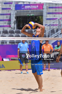 Windisch - Cottafava ITA vs Semenov - Leshukov RUS [Pool C Men], FIVB Beachvolleyball World Tour Finals IT, 6 settembre 2019. Foto: Michele Benda per VolleyFoto.it [riferimento file: 2019-09-06/ND5_9695]