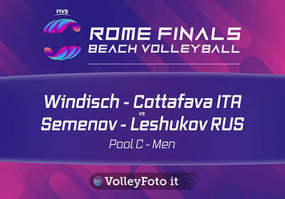 Windisch - Cottafava ITA vs Semenov - Leshukov RUS [Pool C Men],