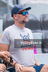 Liliana - Elsa ESP vs Heidrich - Vergé Dépré A. SUI [Round 3 Women], FIVB Beachvolleyball World Tour Finals presso Foro Italico Rome IT, 7 settembre 2019. Foto: MariKa Torcivia per VolleyFoto.it
