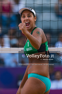 Ana Patricia - Rebecca BRA vs Heidrich - Vergé Dépré A. SUI [Bronze Medal Match WOMEN], FIVB Beachvolleyball World Tour Finals presso Foro Italico Rome IT, 8 settembre 2019. Foto: MariKa Torcivia per VolleyFoto.it [riferimento file: 2019-09-08/Cover-F3W]