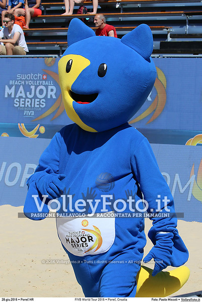"FIVB World Tour 2016 • Swatch Beach Volleyball Major Series  POREČ, Croatia • Jun 28 • FOTO: <a class=""vf-fotografo"" href=""http://www.volleyfoto.it/About"">Paolo Miccoli</a> © 2016 Volleyfoto.it, all rights reserved [id:20160628.I56A9916]"