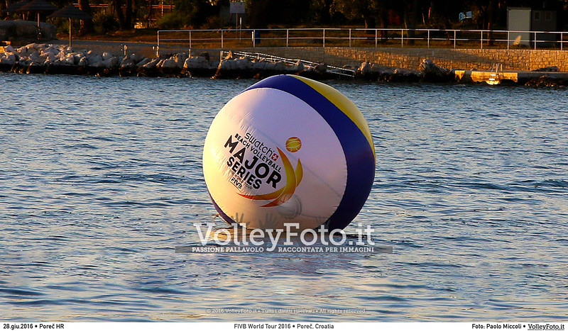 "FIVB World Tour 2016 • Swatch Beach Volleyball Major Series  POREČ, Croatia • Jun 28 • FOTO: <a class=""vf-fotografo"" href=""http://www.volleyfoto.it/About"">Paolo Miccoli</a> © 2016 Volleyfoto.it, all rights reserved [id:20160628.I56A0169]"