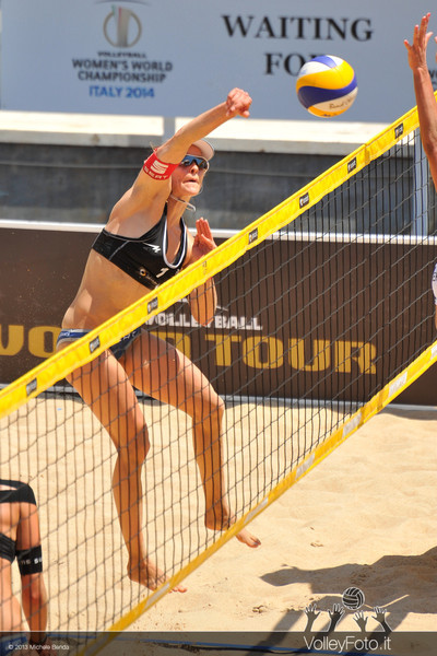 Holtwick-Semmler GER | Zumkehr-Heidrich SUI > FIVB Beach Volley World Tour | Grand Slam Roma 2013