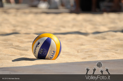 Palla sulla sabbia > FIVB Beach Volley World Tour | Grand Slam Roma 2013