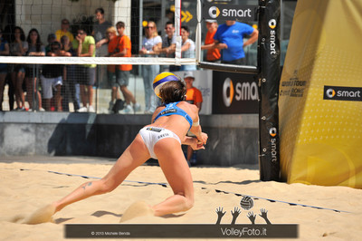 Greta Cicolari ITA > FIVB Beach Volleyball World Tour | Grand Slam Roma 2013