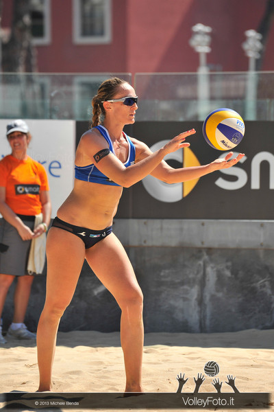 Daniela Gioria > FIVB Beach Volley World Tour | Grand Slam Roma 2013