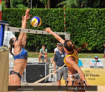 > FIVB Beach Volley World Tour | Grand Slam Roma 2013