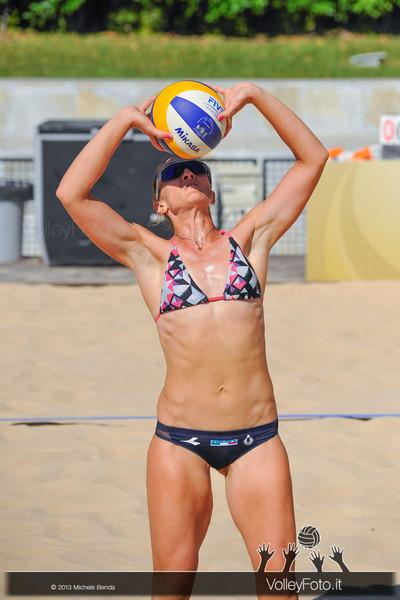 Daniela Gioria [ITA] > FIVB Beach Volley World Tour | Grand Slam Roma 2013