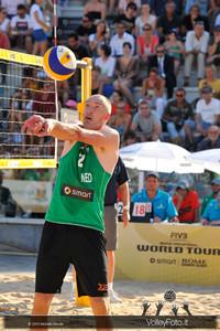 Richard Schuil [NED] > FIVB Beach Volleyball World Tour | Rome Grand Slam 2013