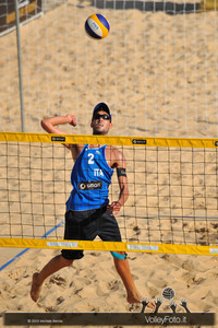 Daniele Lupo > FIVB Beach Volleyball World Tour | Rome Grand Slam 2013